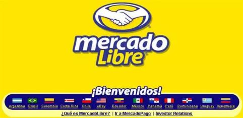 拉美电商平台MercadoLibre