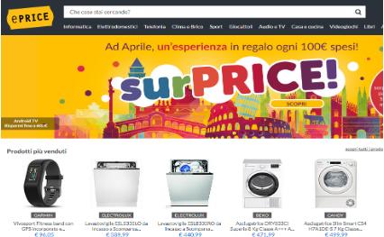意大利eprice是什么样的平台