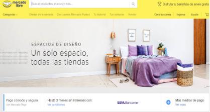 拉美跨境电商平台Mercadolibre