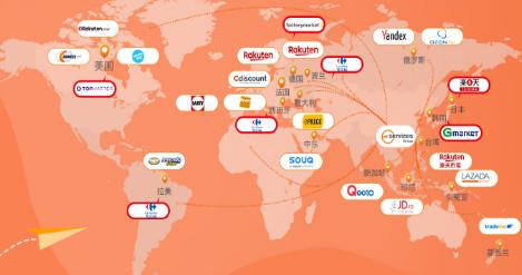比较分析ebay,amazon,newegg三大平台开店有什么不同