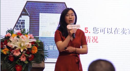 Cdiscount 中国区招商负责人Xiaolei BOISSON 从listing