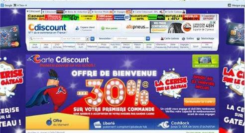 法国跨境电商平台Cdiscount